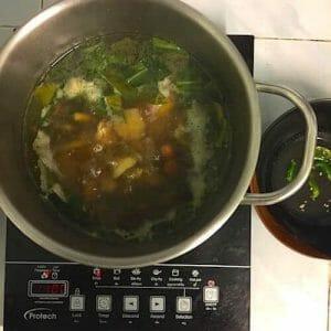 Turmeric bone broth recipe