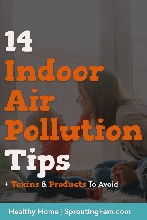 indoor air pollution tips