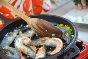 easy thai shrimp recipe spicy garlic style