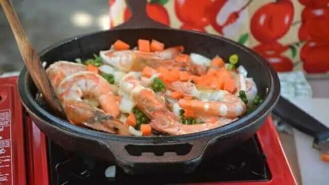 Easy Thai Shrimp Recipe 9