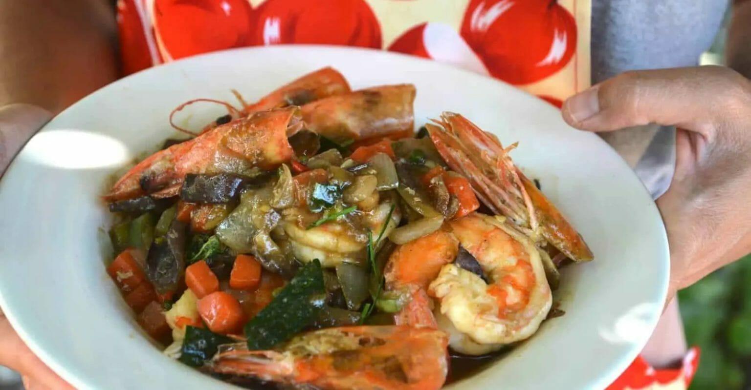 easy thai shrimp recipe