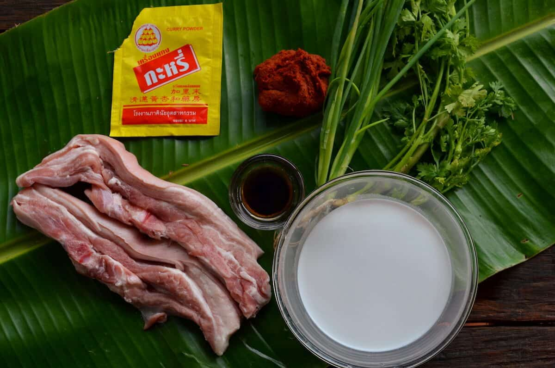 khao soi recipe ingredients