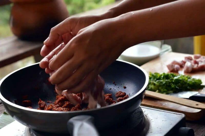 pork belly for khao soi recipe